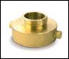 Brass Hexagon Adapters 2